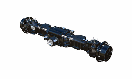 Picture for category Axles, brakes, transmission