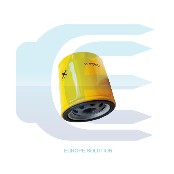 Oil filter JCB 02/630935 replacement