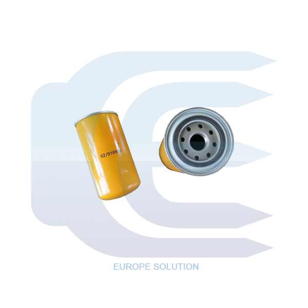 Oil filter JCB 02/910970 replacement