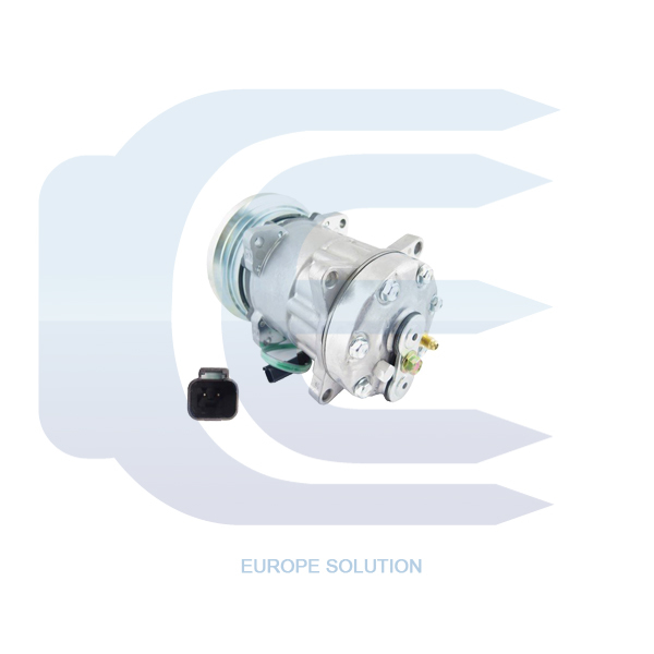 Air conditioner compressor CAT 307B 3E1906